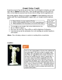 Greek Mythology Modern Allusions Extra Credit Assignment