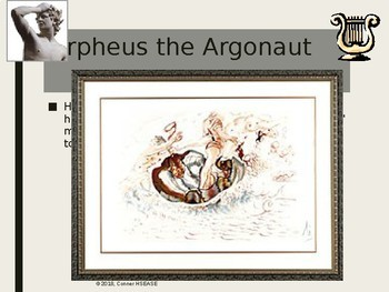 Greek Mythology - Orpheus PPT
