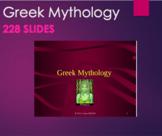 Greek Mythology PPT -228 Slides