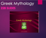 Greek Mythology PPT -228 Slides