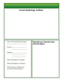 Greek Mythology Pack
