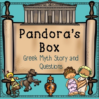 Greek Mythology- Pandora's Box