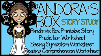 Greek Mythology Pandora's Box