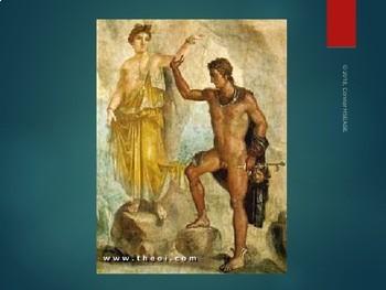 Greek Mythology - Perseus PPT