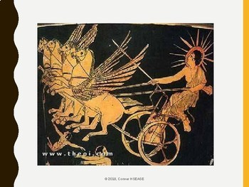 Greek Mythology - Phaëthon PPT