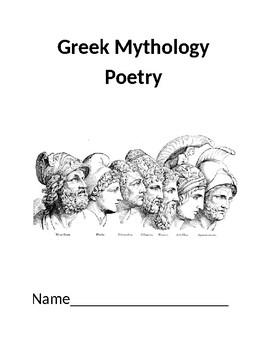 Greek Mythology Poetry