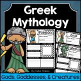 Greek Mythology Posters