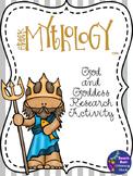 Greek Mythology Project!