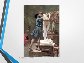 Greek Mythology - Pygmalion PPT