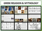 Greek Mythology & Religion - Mini Unit