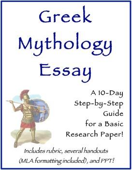 Architecture Essay Greek Mythology Research Essay Essay Warehouse also Essay On Apple Fruit Greek Mythology Research Essay By Creations By Lyndsay  Tpt Hamlet Analysis Essay