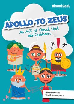Greek Mythology Resource Bundle
