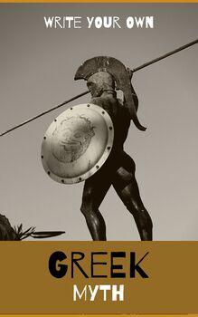 "Greek Mythology: Sample ""Write Your Own Myth"" for Students"
