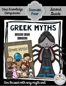 Mythology teaching resources teachers pay teachers ckla greek mythology second grade engage nycore knowledge domain 4 fandeluxe Gallery