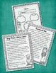 GREEK MYTHOLOGY - Reading Passages, Slideshow, and Activities