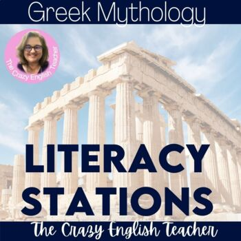 Greek Mythology  Literacy Stations