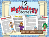 Greek Mythology Stories 4th - 6th Grade - Greek Myths