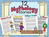 Greek Mythology Stories 4th - 6th - Greek Myths - Upper Elementary Reading