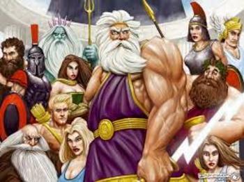 Greek Mythology Unit Culminating Project