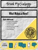 Greek Mythology: What Makes a Hero?