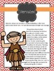 Writing Myths for 5th Grade