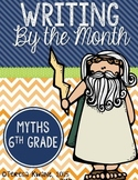 Writing Myths for 6th Grade