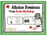 Greek Mythology game: Allusion Dominoes (4th grade)