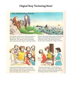 Greek Myths - Reading Comprehensions
