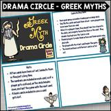 Greek Myths Drama Circle Activity