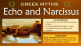 Greek Myths: Echo and Narcissus