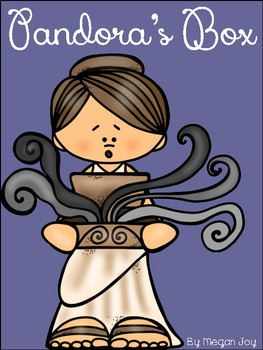 Greek Myths:  Pandora's Box Readers' Theater Play