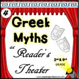 Greek Myths 2nd & 3rd grade