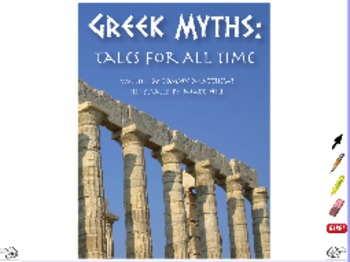 Greek Myths: Tales for All Time - ActivInspire Flipchart