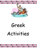 Greek Olympic Day