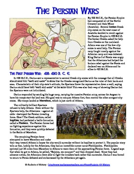 a history of the persian wars This page on the wars of persia and the wars of iran covers conflicts from the late 18th century to the present day persian civil war - (1779-1794) - the revolt of the eunuch general agha mohammed led to this 15-year civil war.