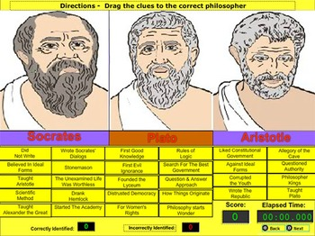 Greek Philosophers - Bill Burton