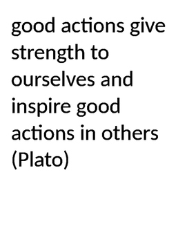Greek Philosophers Quote Matching Game
