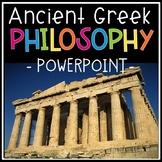 Greek Philosophy Powerpoint