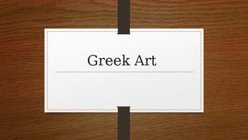 Greek PowerPoint Lecture (AP Art History)