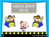 Greek Root Feud Powerpoint Game