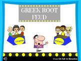 Greek Root Feud Powerpoint Game
