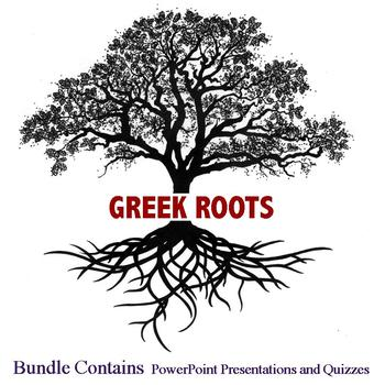 Greek Roots Packet