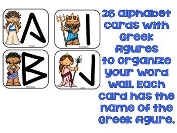 Greek Roots Word Wall
