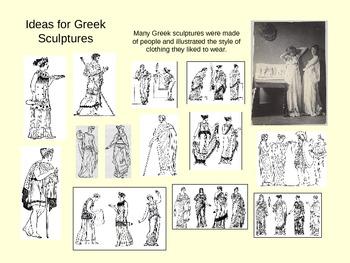 Greek Sculpture Presentation