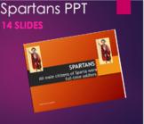 Greek - Spartans PPT