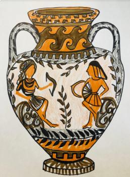 Art History Greek Story Vases Project