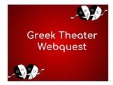 Greek Theater Mini Webquest
