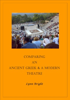 Greek Theatre Architecture & Comparison (bell ringer, warm-up, exit, review)