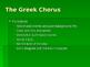 Greek Theatre History PPT 1