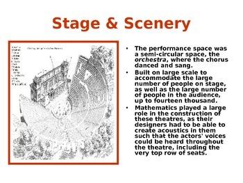 Greek Theatre History Power Point